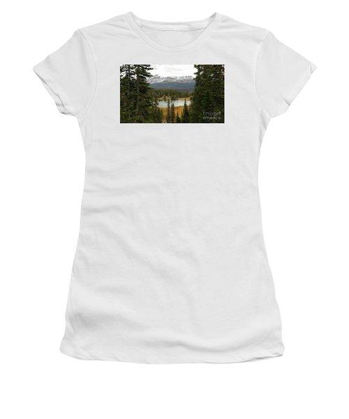 Moosehorn Lake Women's T-Shirt