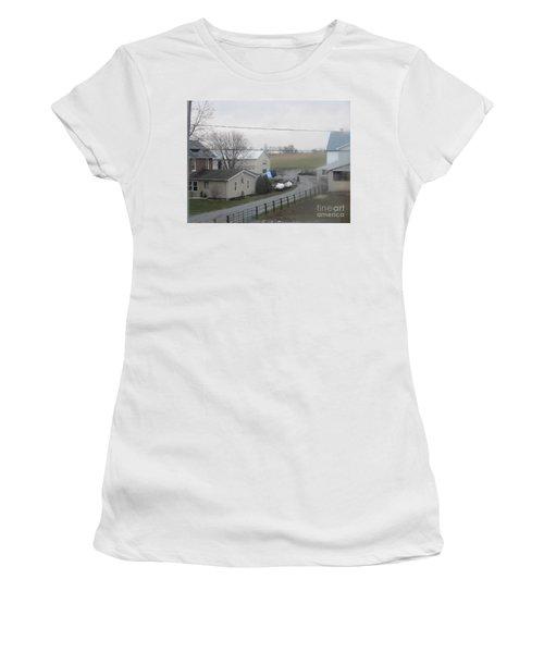Morning Chores Women's T-Shirt