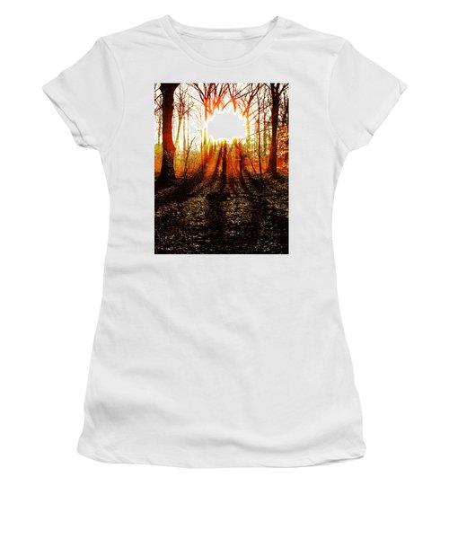 Morning Glow Women's T-Shirt