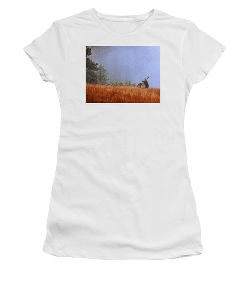Morning Mist Women's T-Shirt