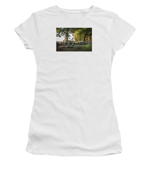 Morning Sentinel Women's T-Shirt (Athletic Fit)