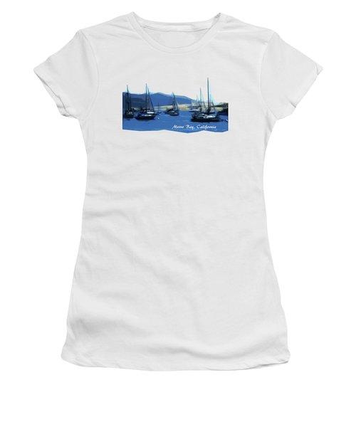 Morro Bay California Women's T-Shirt