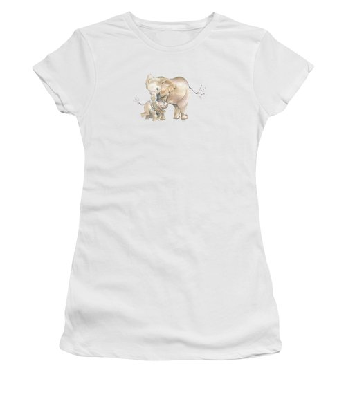 Mother's Love Women's T-Shirt (Athletic Fit)