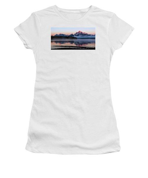 Mount Moran Women's T-Shirt