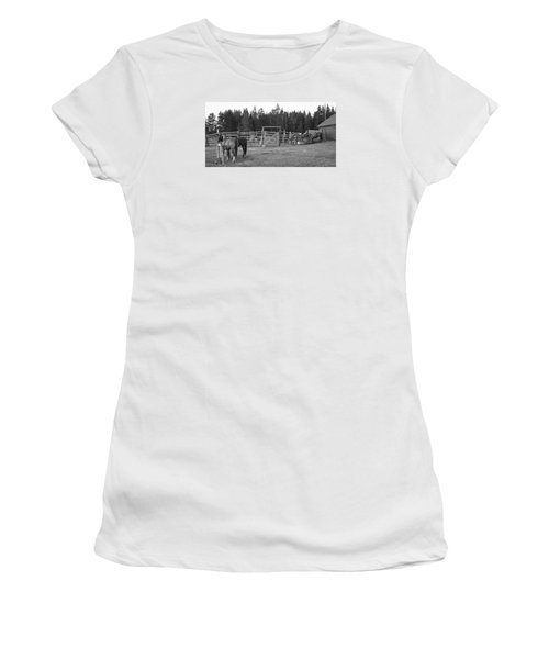 Mountain Corrals Women's T-Shirt