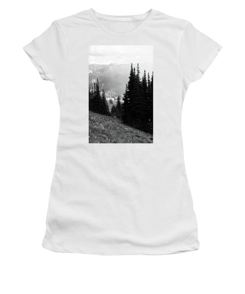 Mountain Flowers Women's T-Shirt