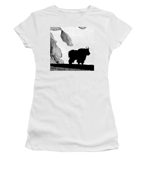 In The Shadow Women's T-Shirt (Athletic Fit)