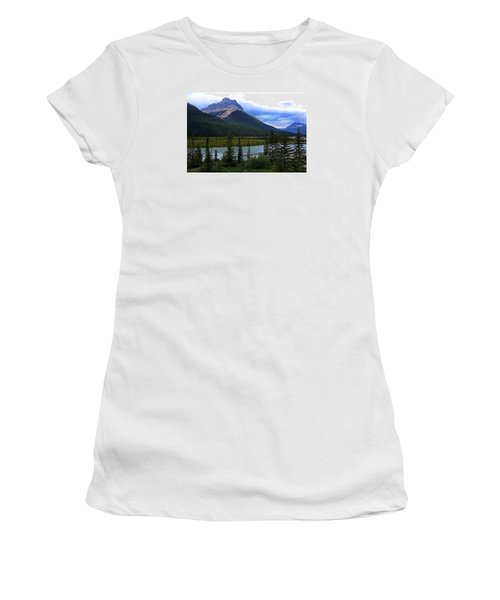 Mountain High Women's T-Shirt (Athletic Fit)