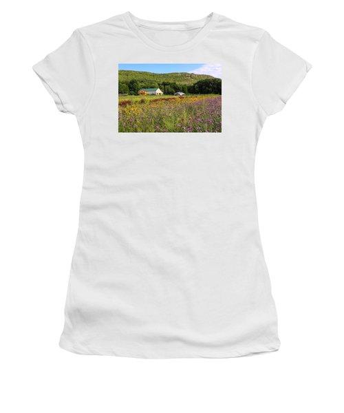 Mountain View Farm Easthampton Women's T-Shirt
