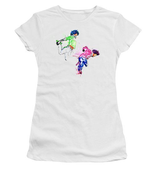 Move It Women's T-Shirt (Athletic Fit)