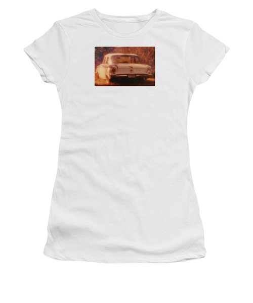 Mprints-oldie But Goodie Women's T-Shirt (Junior Cut) by M Stuart