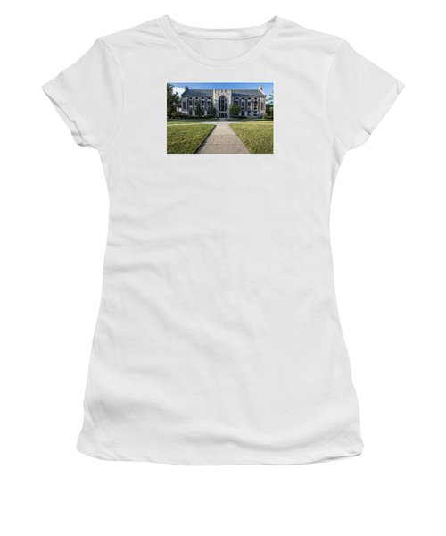 Msu Campus Summer Women's T-Shirt