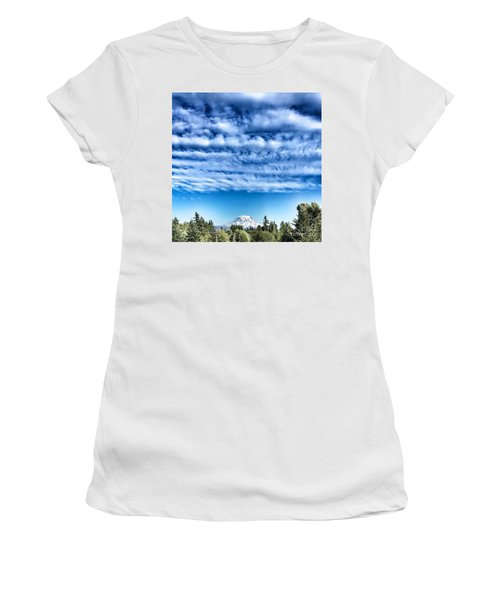 Mt Rainier Women's T-Shirt