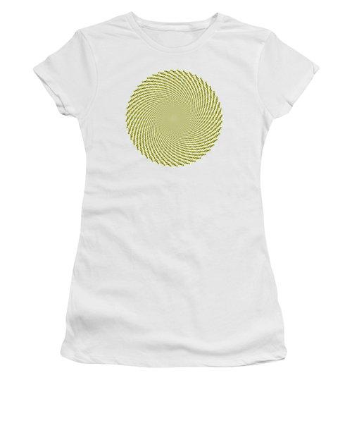 Mullein Vortex Women's T-Shirt (Athletic Fit)