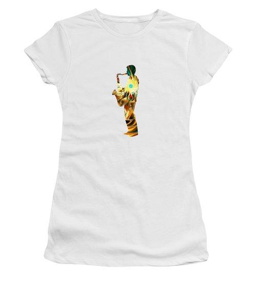 Music - From The Heart Women's T-Shirt