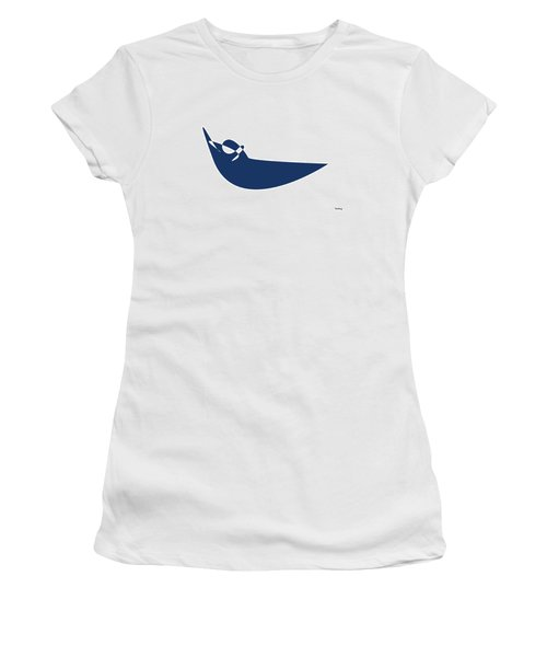 Music Notes 19 Women's T-Shirt (Athletic Fit)