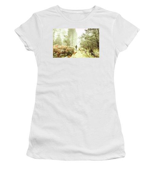 Mysterious Trail Women's T-Shirt