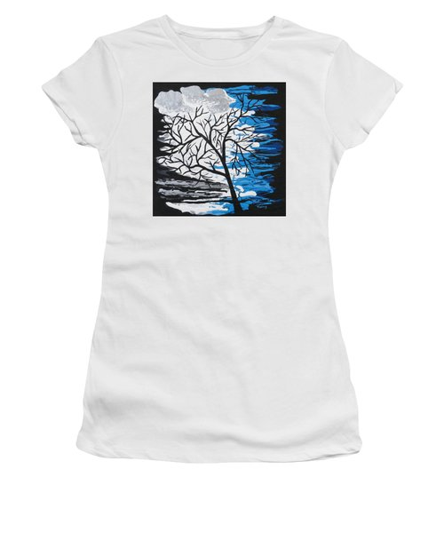 Mystic Night Women's T-Shirt