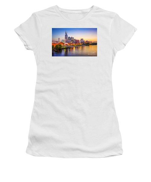 Nashville, Tennessee Women's T-Shirt