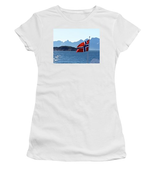 National Day Of Norway In May Women's T-Shirt (Athletic Fit)