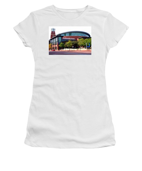 Nationwide Arena Women's T-Shirt (Athletic Fit)