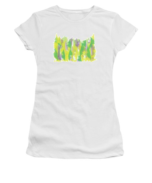 Nature - Abstract Women's T-Shirt (Athletic Fit)