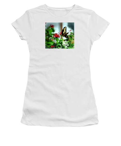 Nature's Beauty Women's T-Shirt (Junior Cut) by Edgar Torres