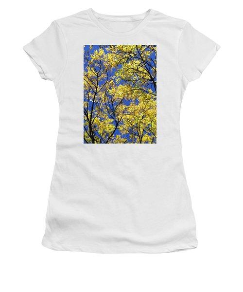 Natures Magic - Original Women's T-Shirt (Junior Cut) by Rebecca Harman