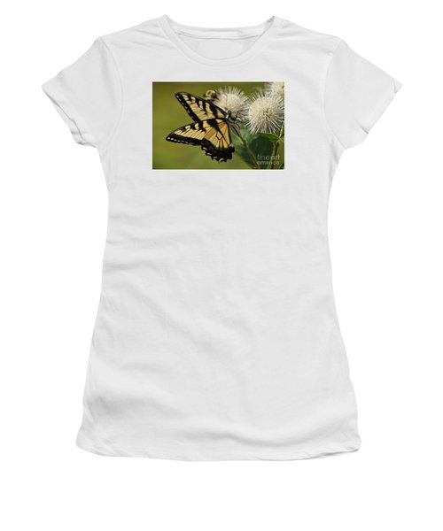 Natures Pin Cushion Women's T-Shirt (Athletic Fit)