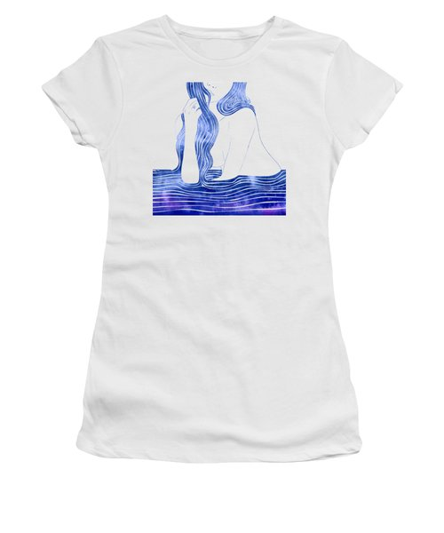Nereid Xv Women's T-Shirt (Athletic Fit)