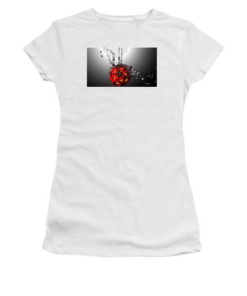 Nested Dodecahedron 001 Women's T-Shirt