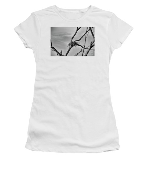 Nested Women's T-Shirt (Junior Cut) by Douglas Barnard