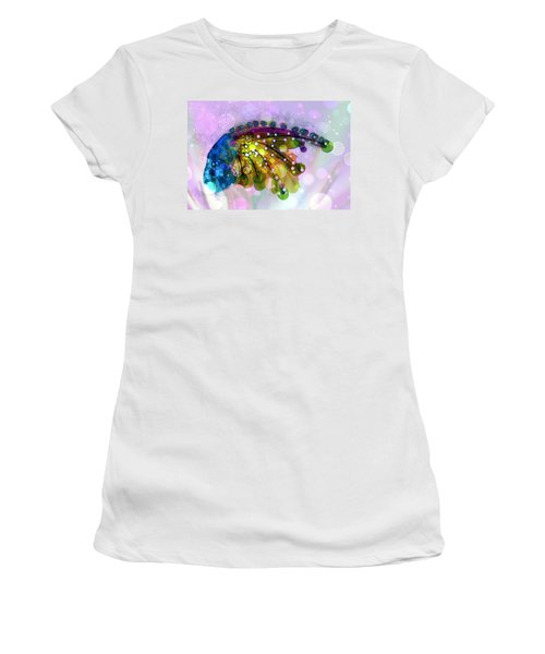 New Composition  Women's T-Shirt (Junior Cut) by Don Wright