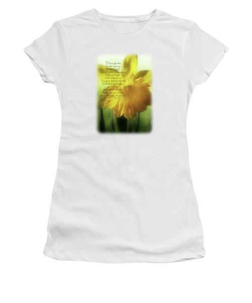 New Daffodil - Verse Women's T-Shirt
