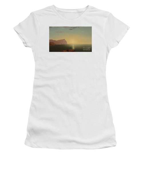 New England Sunrise Women's T-Shirt