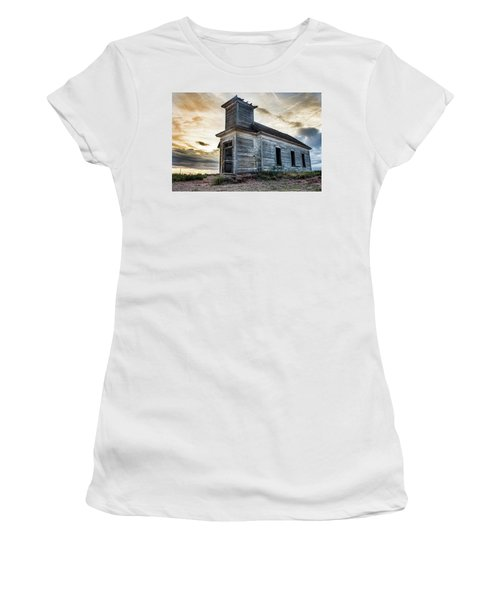 New Mexico Church #3 Women's T-Shirt