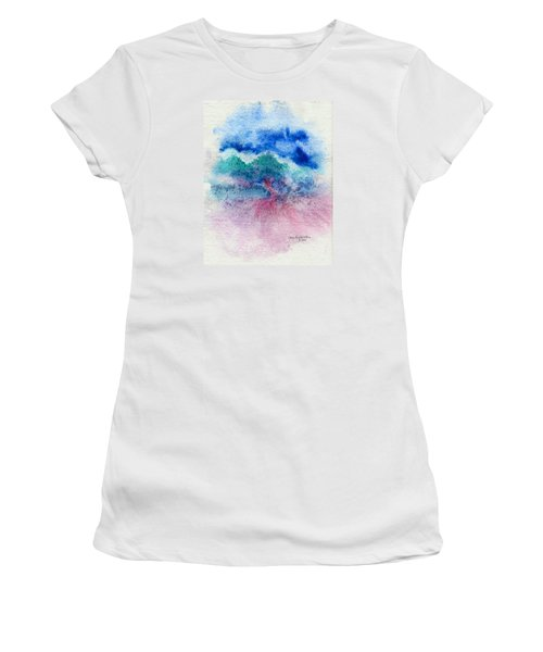 New Wave Women's T-Shirt (Athletic Fit)