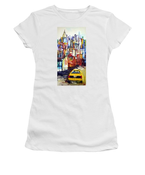 New York Cab Women's T-Shirt