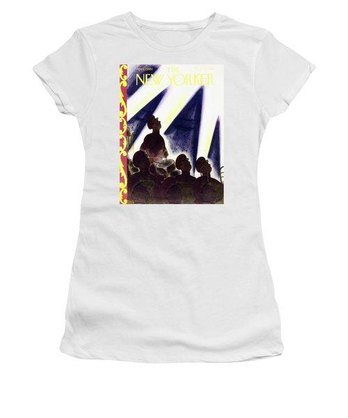 New Yorker April 7 1951 Women's T-Shirt