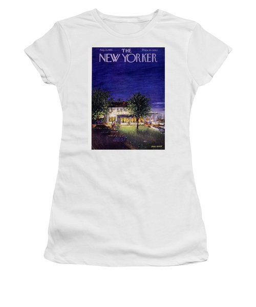 New Yorker August 13 1955 Women's T-Shirt