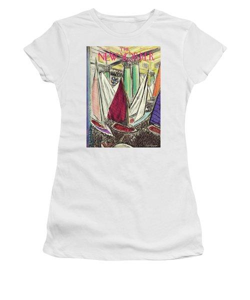 New Yorker January 11 1941 Women's T-Shirt