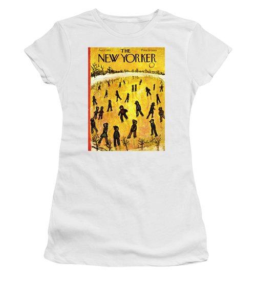 New Yorker January 17 1953 Women's T-Shirt