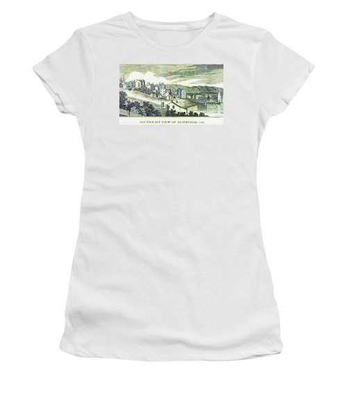 Newburgh Broadway - 01 Women's T-Shirt (Athletic Fit)
