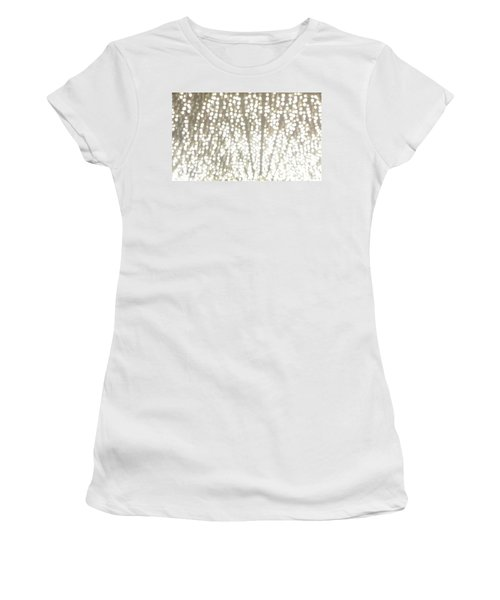 Night Full Of Bling Women's T-Shirt (Athletic Fit)