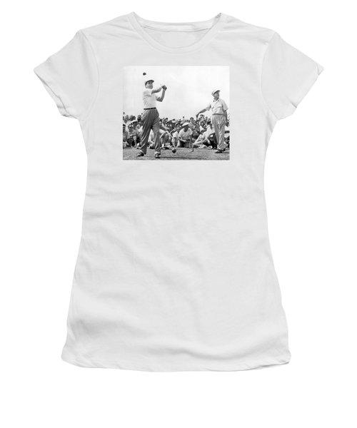 Nixon Tees Off Women's T-Shirt