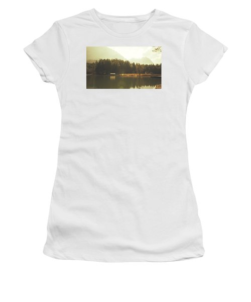 No Ceiling Women's T-Shirt (Junior Cut) by Cesare Bargiggia