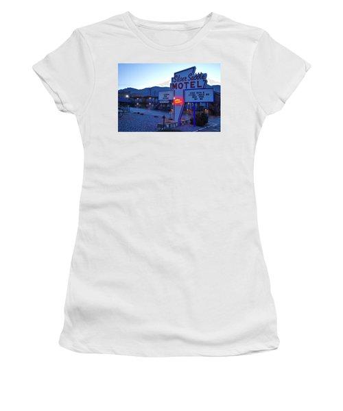No Vacancy  Women's T-Shirt (Athletic Fit)