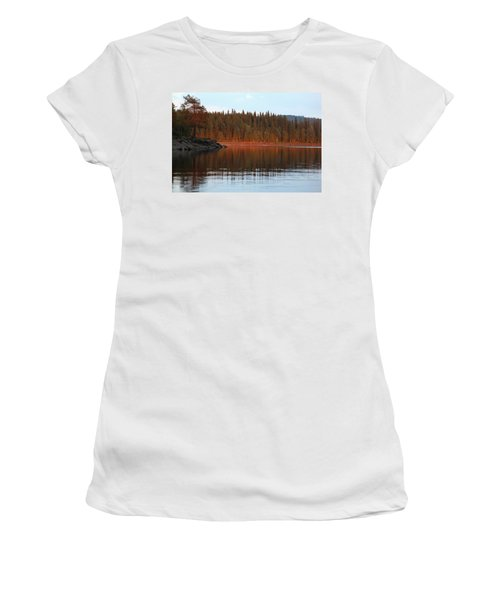 Nordmarka, Norway  Women's T-Shirt (Athletic Fit)