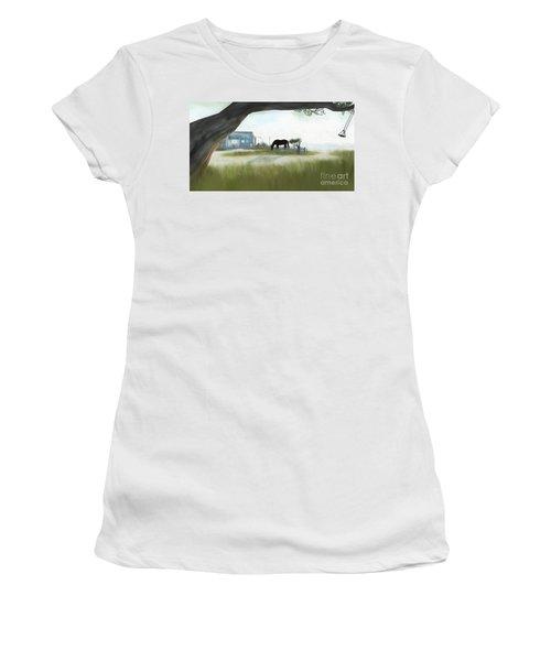 Noredney 4 Women's T-Shirt (Athletic Fit)