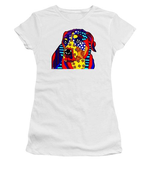 Norman Man's Best Friend Women's T-Shirt